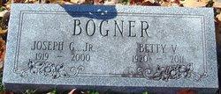 Betty V Bogner