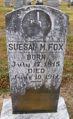 Suesan M. <I>Dockery</I> Fox
