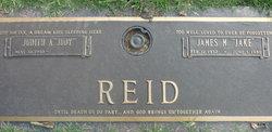 """James M """"Jake"""" Reid"""