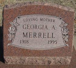 Georgia A Merrell