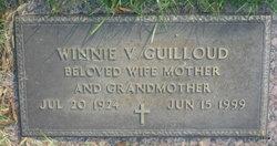 Winnie Vee <I>McClendon</I> Guilloud