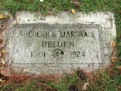 Frederick Marshall Belden