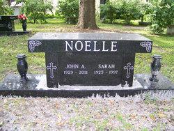 Sarah S <I>Schrock</I> Noelle