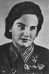Valentina Stepanovna Grizodubova