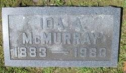 Ida A McMurray