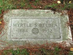 Myrtle S. Belden