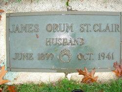 James Orum St Clair