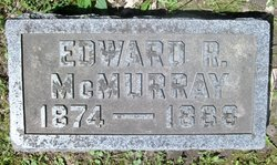 Edward R McMurray