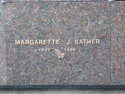 Carrie Margarette <I>Jeffcoat</I> Sather