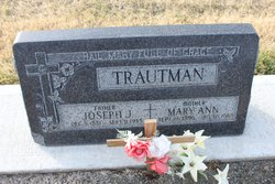 Mary Ann <I>Nuxoll</I> Trautman
