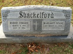 Robert Edward Shackelford
