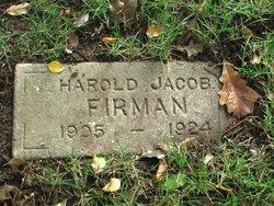 Harold Jacob Firman