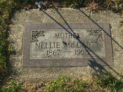 """Ellen """"Nellie"""" <I>Brandner</I> McCarty"""