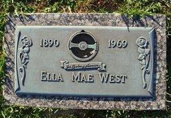 Ella Mae West
