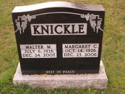 Margaret Corlean <I>Barry</I> Knickle