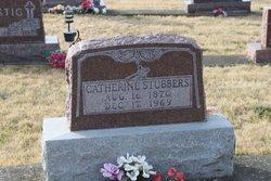Catherine <I>Wassmuth</I> Stubbers