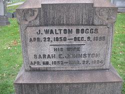 J. Walton Boggs