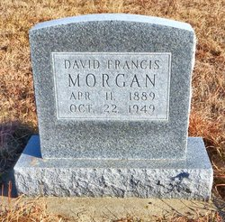 David Francis Morgan