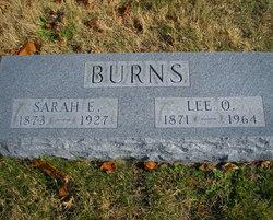 """Lee Otto """"LeRoy"""" Burns"""