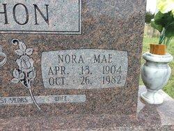 """Nora Mae """"Mae"""" <I>Wakley</I> Delphon"""