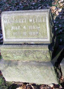 Margaret Weible