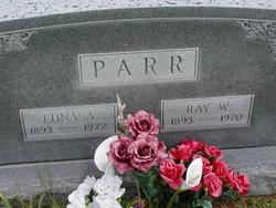 Edna A. <I>Immenschuh</I> Parr