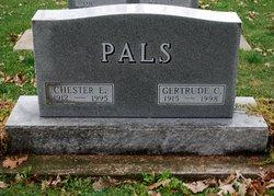 Gertrude C <I>Hall</I> Pals