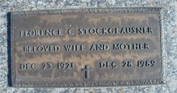 Florence C. Stockglausner