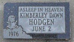 Kimberley Dawn Hodgen