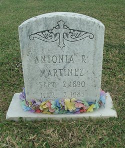 Antonia R. Martinez