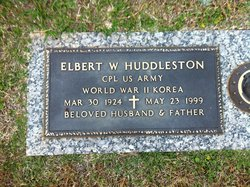 Elbert W. Huddleston