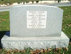 Myrtle Esther Free