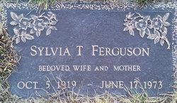 Sylvia T Furguson