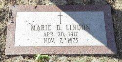 Marie D Lindon