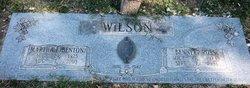Martha Lou <I>Benton</I> Wilson