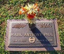 Mark Anthony Paul