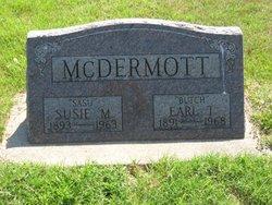 "Mildred Susie ""Sasu"" <I>Shaw</I> McDermott"