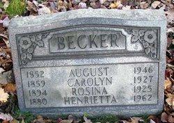 Henrietta Becker