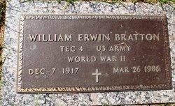 William Erwin Bratton