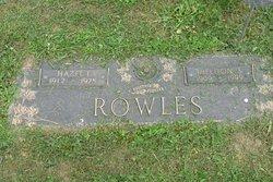 Hazel L. Rowles