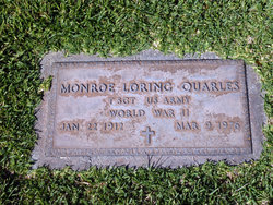 Monroe Loring Quarles