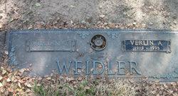 Verlin A. Weidler