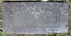 Dora Lemmon