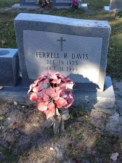 Ferrell R Davis