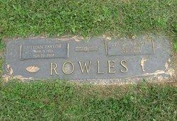 Stacy Aaron Rowles