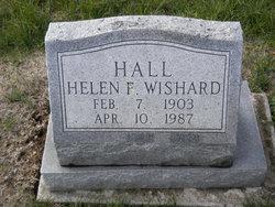 Helen Frances <I>Wishard</I> Hall