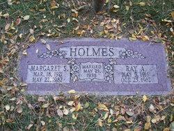 Ray Arvel Holmes