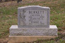 Robert Allen Burkett