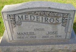 Jose Medeiros