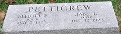 Jane L <I>Ecklin</I> Pettigrew